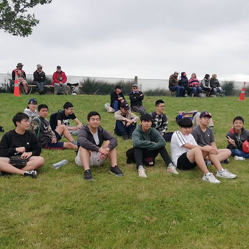 Canterbury Show Day 2019. Some International students enjoyed a day out when the country comes to town to celebrate Canterbury's anniversary day.