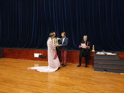 SGCNZ University of Otago Sheilah Winn Shakespeare