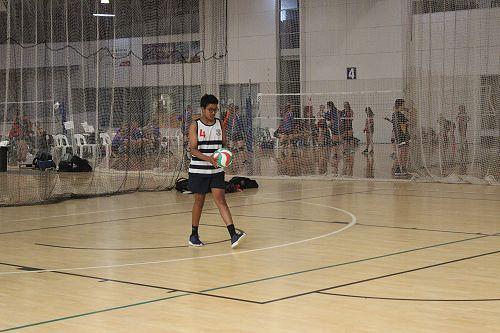 South Island Junior Volleyball Tournament