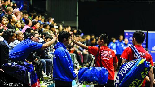 New Zealand Badminton Open