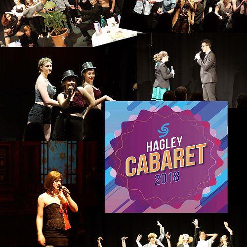 2018 Cabaret Cast