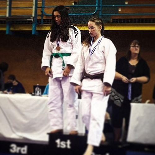 Steffi Burra wins gold at theAuckland International Judo Open