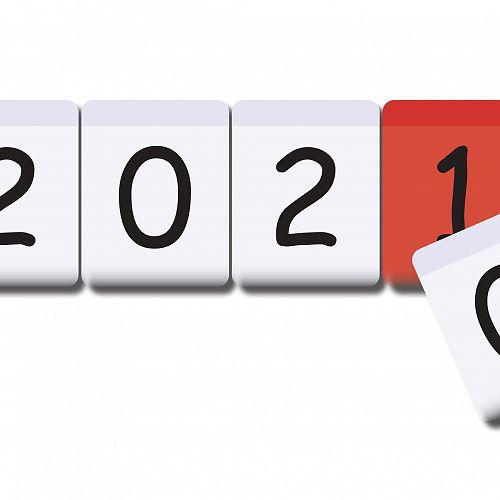 2021 Start Dates