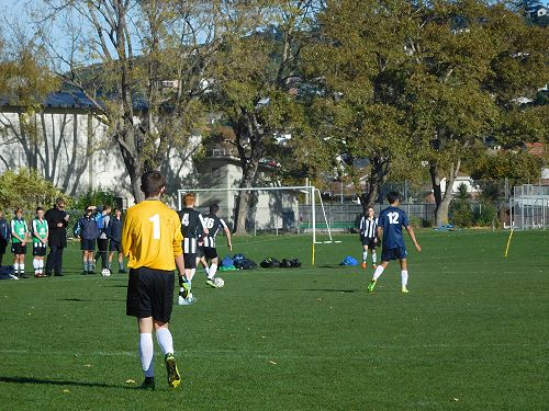 King's Interschool - Senior Football