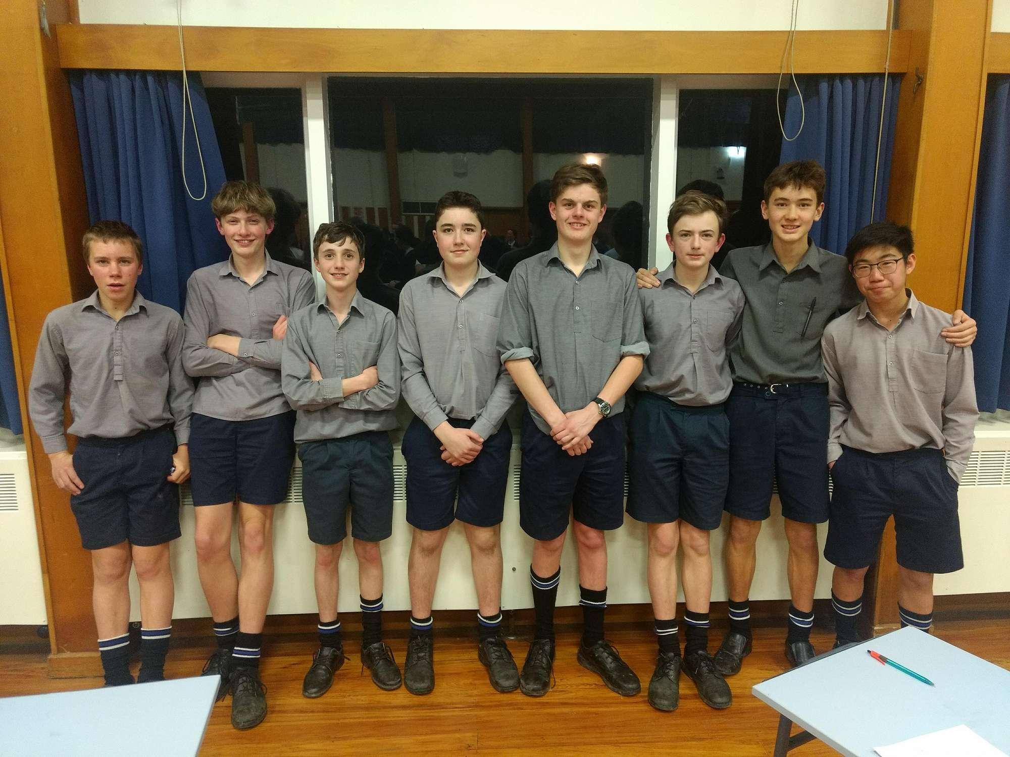 Aoraki Mathematics Competition: Year 10