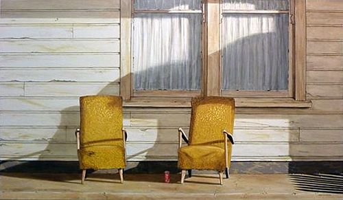 Two Chairs - No Waiting - Paul Lindsay (2010)