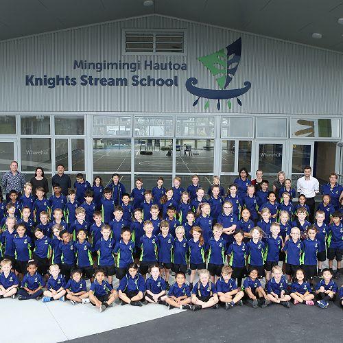 Meet the New Staff of Knights Stream School | Mingimingi Hautoa