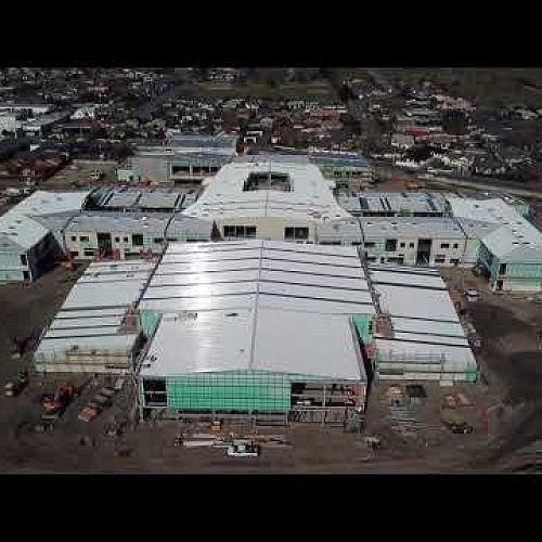 Video: August 2018 Development Update (New Campus)
