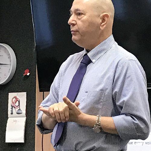 Associate Professor Yoram Barak - Y13 HIST
