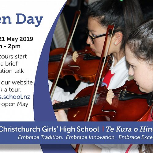 CGHS Open Day