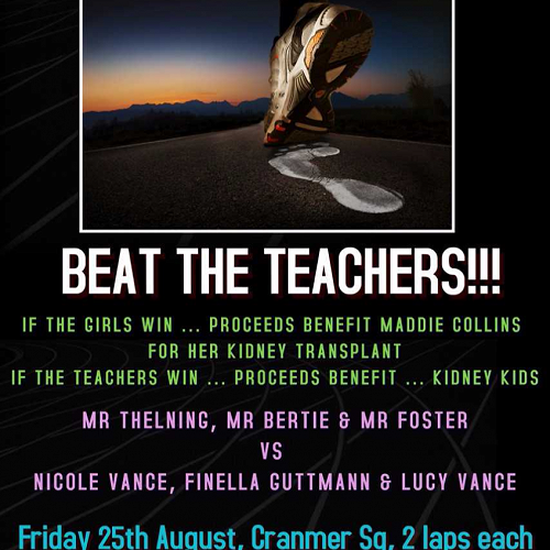 Beat The Teachers!!!