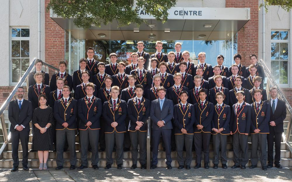 2016 Year 11 & 12 Scholars Tie Recipients