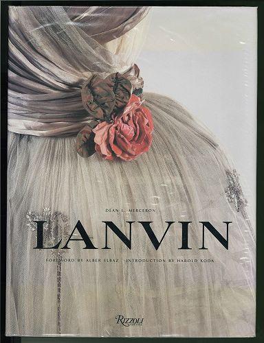 Lanvin book cover