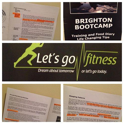 Brighton Bootcamp Booklet