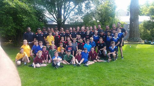 Rugby Skills Day