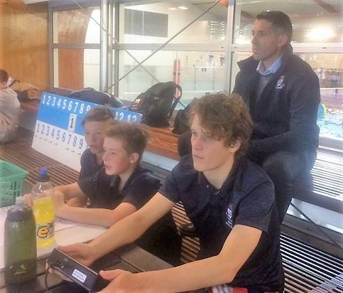 SISS Water Polo Tournament Christchurch 2019
