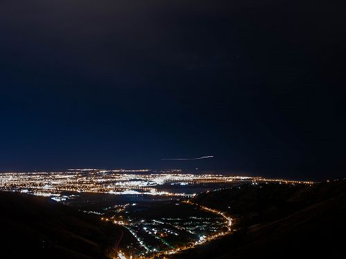 Christchurch at Night