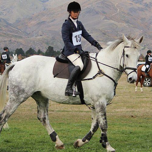 The Horse and Rider - Cameron Leydon
