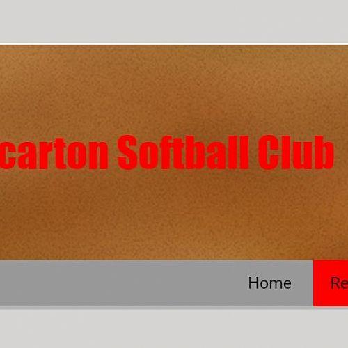 Riccarton Softball Registration Day
