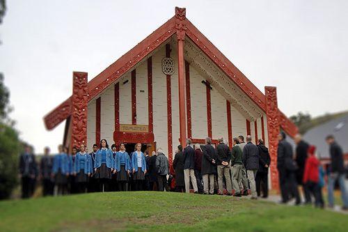 Te Whare Tamatea – Otakou