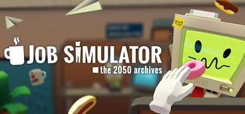 Experience the working world with Job Simulator, a