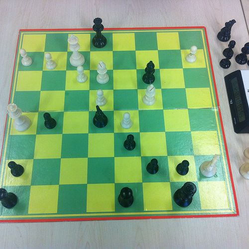 STAC Chess Competition