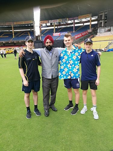 India/Sri Lanka Cricket Tour 2017