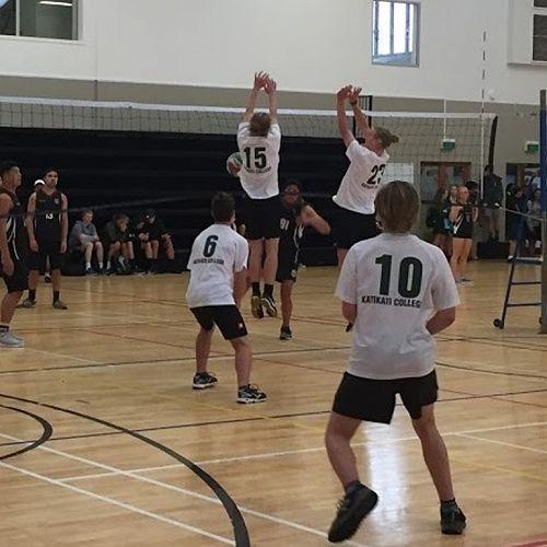 TVSS Volleyball