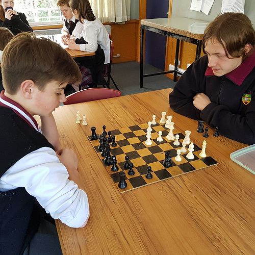 Junior Chess Championships
