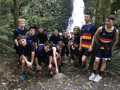 Year 9 PE Cross Country