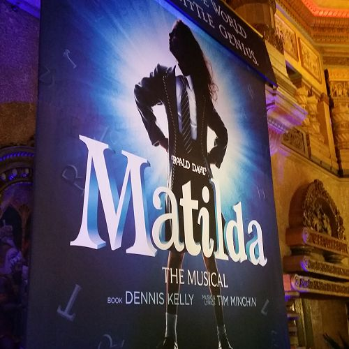 'Matilda the Musical', Royal Shakespeare's Production