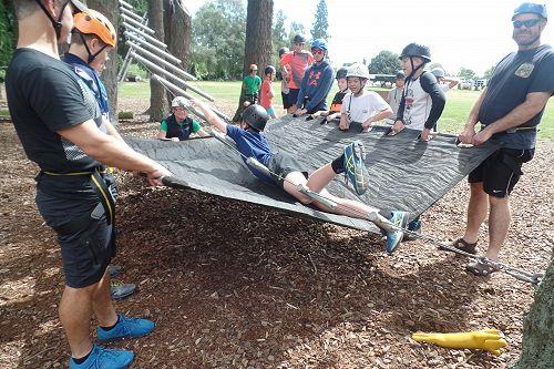 Y8 Boys' Camp - Peel Forest