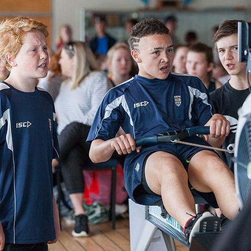 Otago Secondary Schools Indoor Rowing Championships