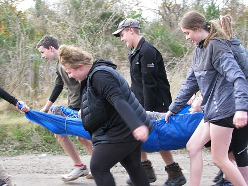 Year 10 Bush Rescue days