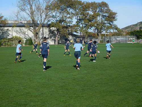 King's Interschool - Junior Football