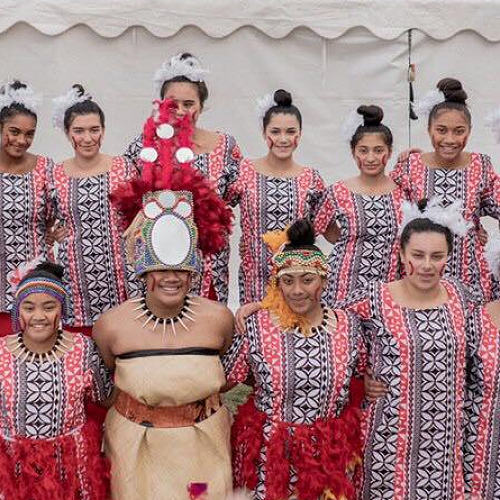 2019 CGHS Polyfest Students