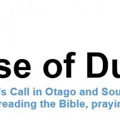 Diocese of Dunedin Letterhead