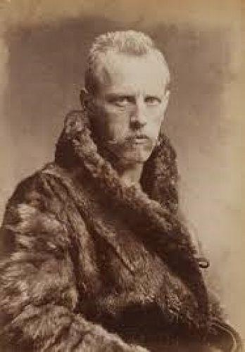 Arcticexplorer Fridtjof Nansen