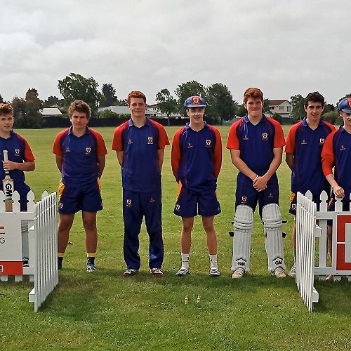 Cricket - 1st XI - ready to play
