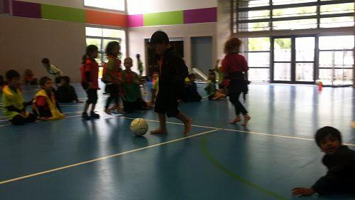 PE Football