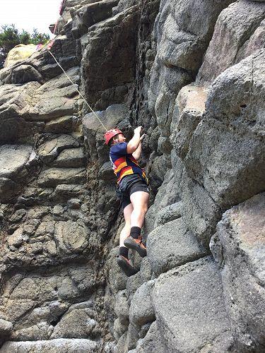 Year 12 PE - Rock Climbing, Long Beach