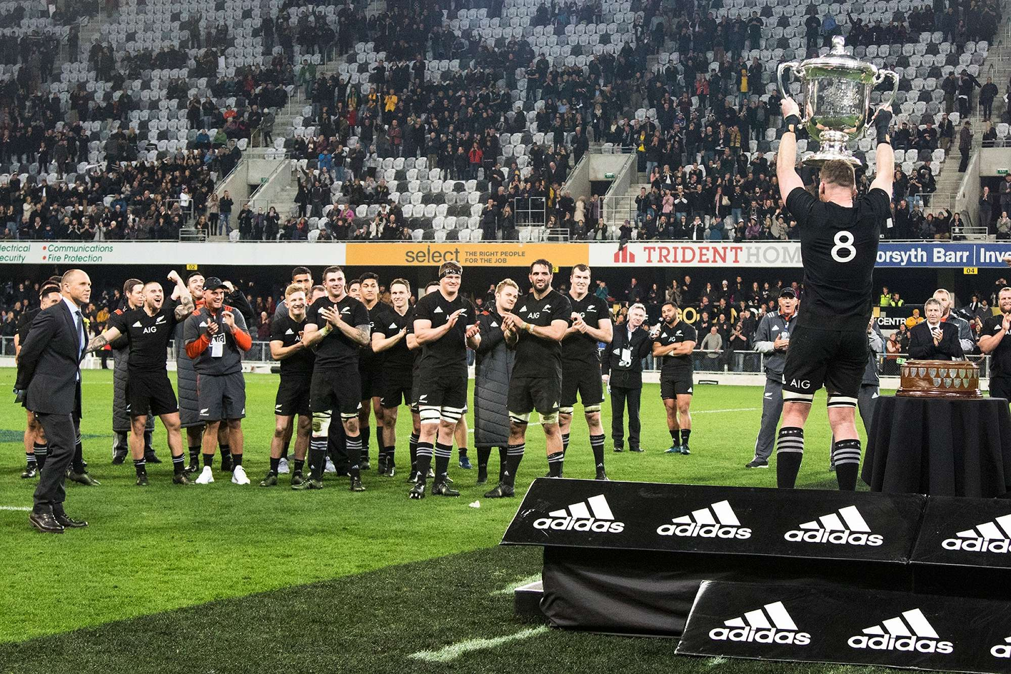 All Blacks v Australia - Bledisloe Cup 2017