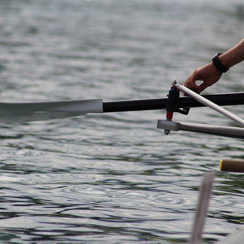 Rowing - Danny Adams