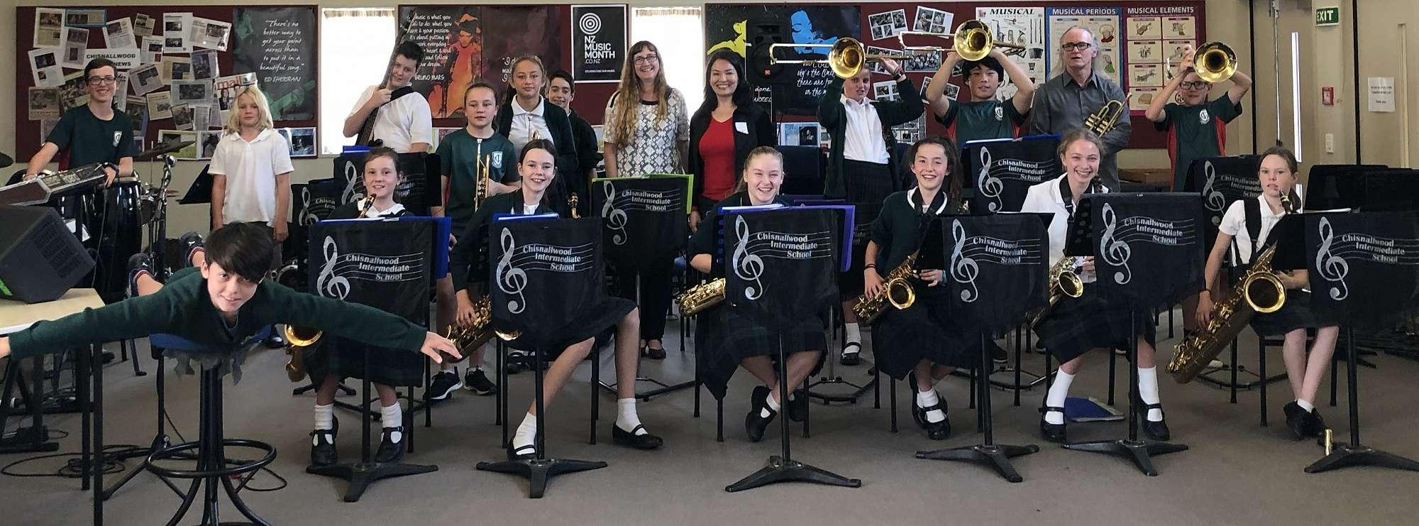 Visitors to Chisnallwood music - Chisnallwood Music News