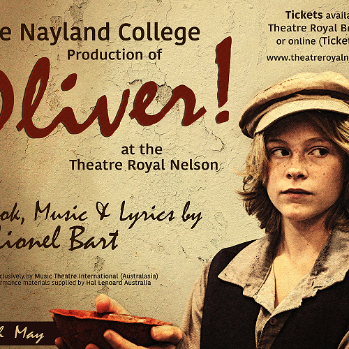 Be sure to put Oliver! down in your diaries.