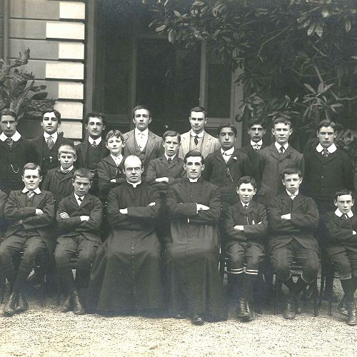 1911 the oldest Old Boys
