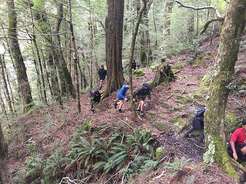 10G Camp - Mt Aspiring March 2021