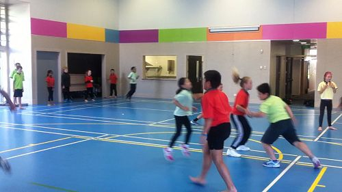 PE Frog Jumps