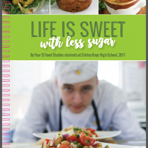 Life is Sweet Recipe Book