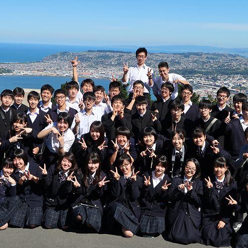 Ichikawa 2017 in Dunedin